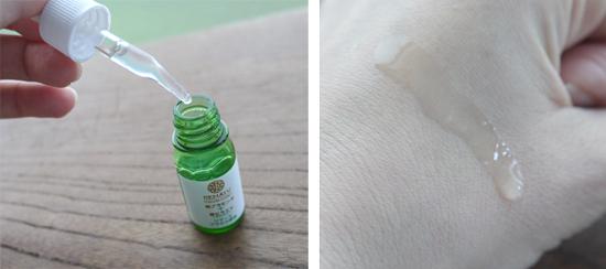 乾燥肌解消 セラミド原液 体験