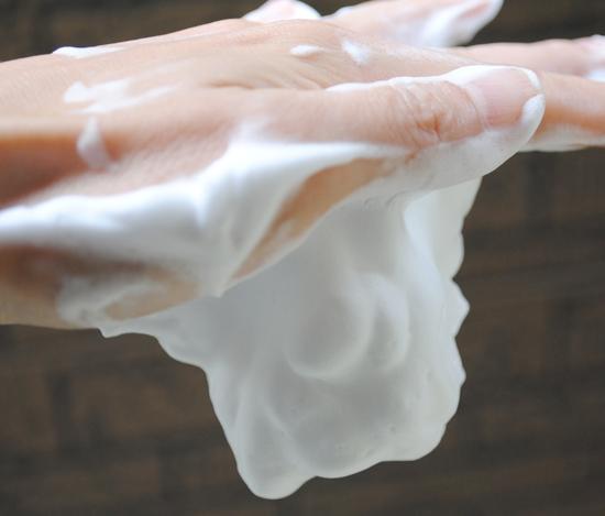 万田酵素 洗顔フォーム
