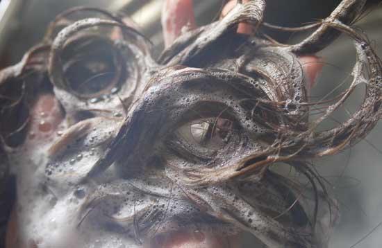 ラサーナ 海藻海泥アミノ酸 シャンプー 泡立
