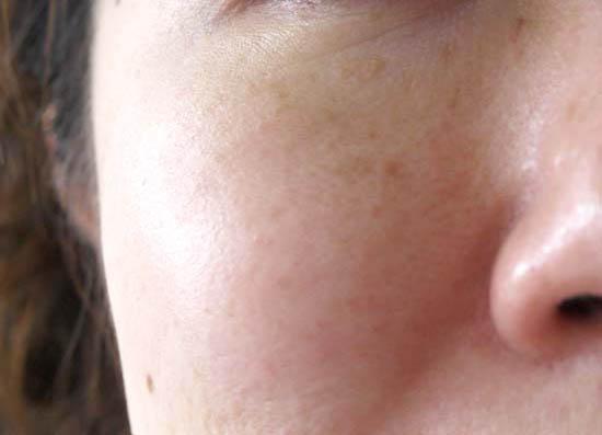 乾燥肌解消レシピ 2日後の肌