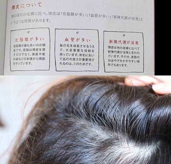 頭皮の正しいケア とは