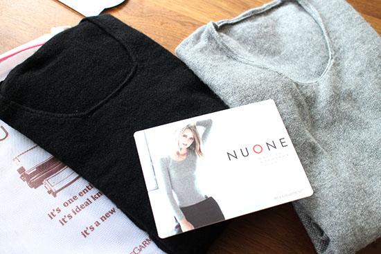 日本製ニット NUONE ブランド おすすめ 口コミ感想