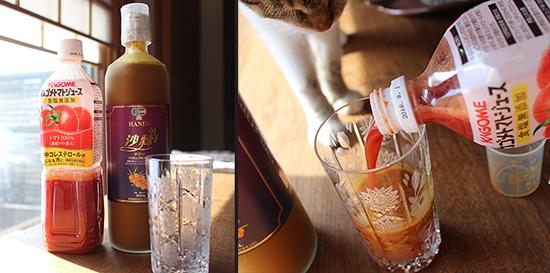 サジージュース 美味しい飲み方