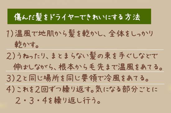 NHKガッテン 髪 ダメージヘア原因 解消方法 ツヤツヤサラサラ 1